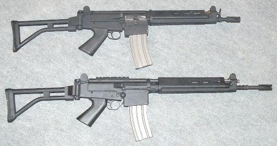 IMBEL Md.97 5.56mm Rifle System