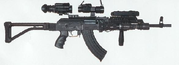BHI SOPMOD AK: Modernized AKM/Kalashnikov for SPECOPS and PSD/Security Operators