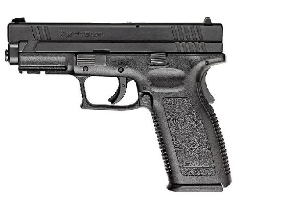 Springfield Armory XP .45 2006 Handgun of the year.