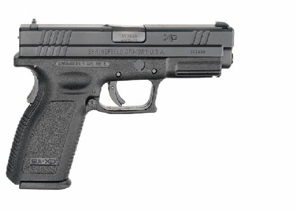 Springfield Armory XD 4 inch service model