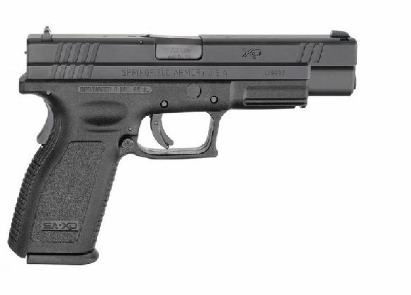 Springfield Armory XD 5 inch tactical