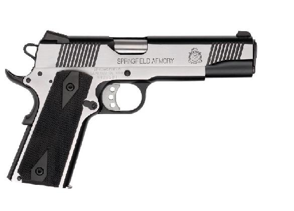 Springfield Armory Custom Loaded FULL-SIZE 1911-A1