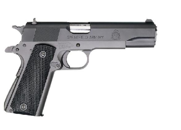 Springfield Armory Mil-Spec 1911-A1