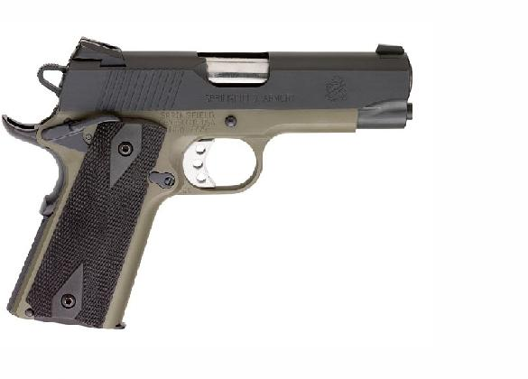 Springfield Armory Custom Loaded Champion 1911-A1