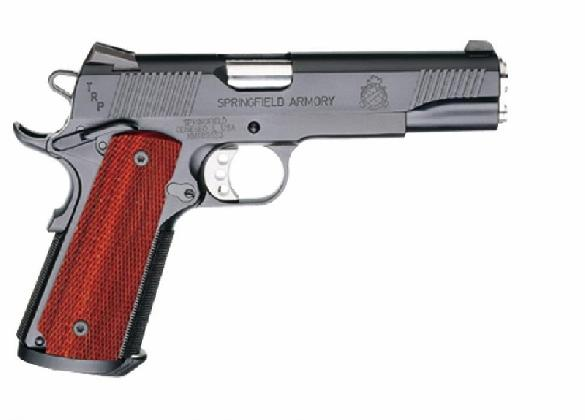 Springfield Armory Tactical Response Pistol TRP .45 ACP