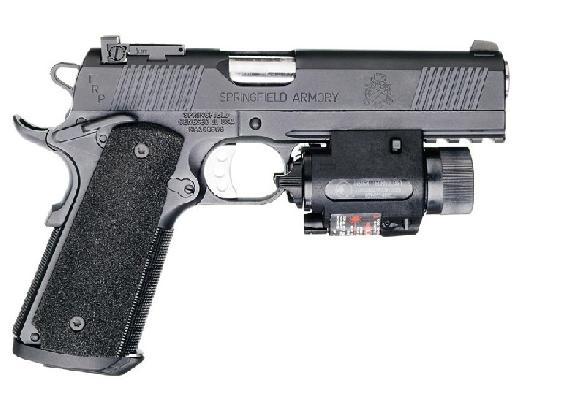 Springfield Armory Tactical Response Pistol TRP .45 ACP