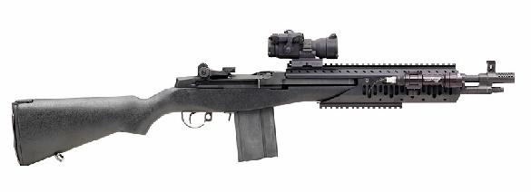 Springfield Armory SOCOM II with Cluster Rail System 7.62 NATO
