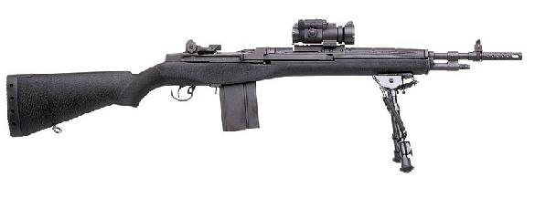 Springfield Armory M1A Scout Squad Rifle 7.62 NATO
