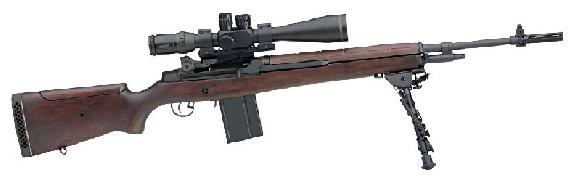 Springfield Armory M21 Tactical Rifle 7.62 NATO