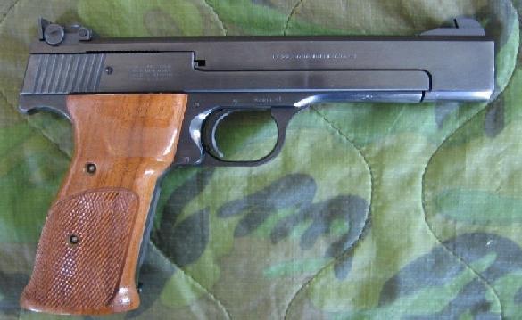 S&W Model 41 5