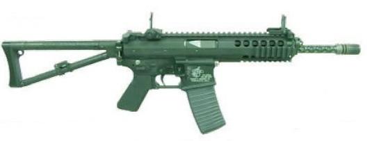 KAC 6x35mm PDW