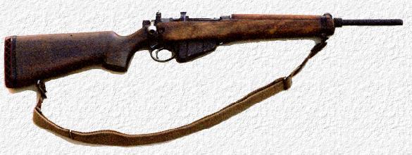 STATUS GUNS & ENGINEERING Model 35-303 bolt-action rifle