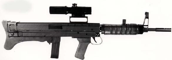 ADLER-JAGER Model AP-82 selfloading carbine