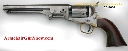 Colt - 1851 Navy percussion revolver