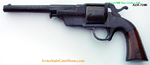 Allen & Wheelock - Center Hammer Lipfire Army - single action revolver