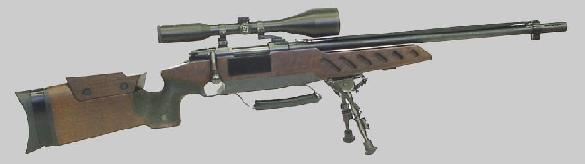SAXONIA Spezialtechnik Sport sniper
