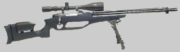 SAXONIA Spezialtechnik SM 96 Sniper