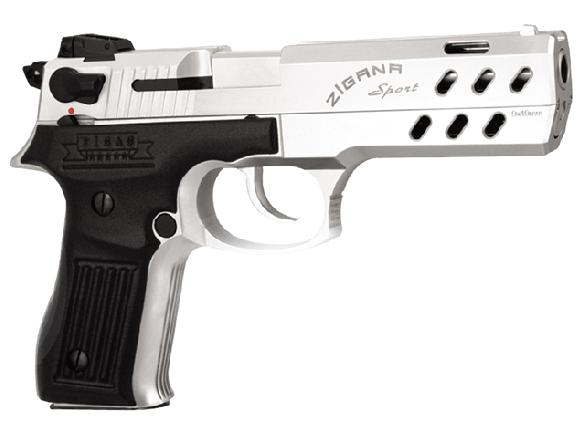 TISAS Model ZIGANA-SPORT semi-automatic pistol