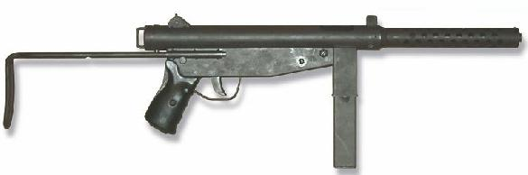 Portuguese FBP Model 976 in 9x19mm Para