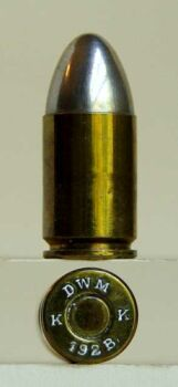 Schouboe Model 1907 in 11.35x18 mm