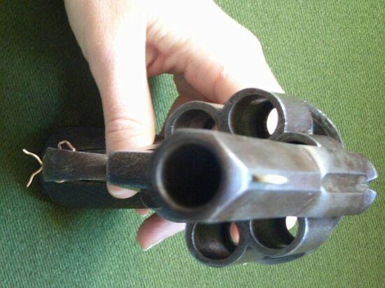 Tranter in .69 caliber