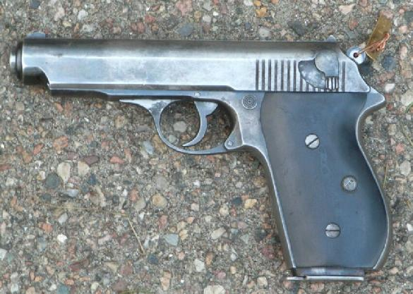 Identification needed for this pistol
