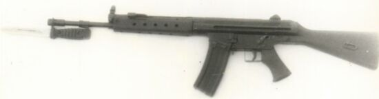 Ka-Pa-Sa MA-11/MA-12 (HK-33) assault weapon system 5.54x45