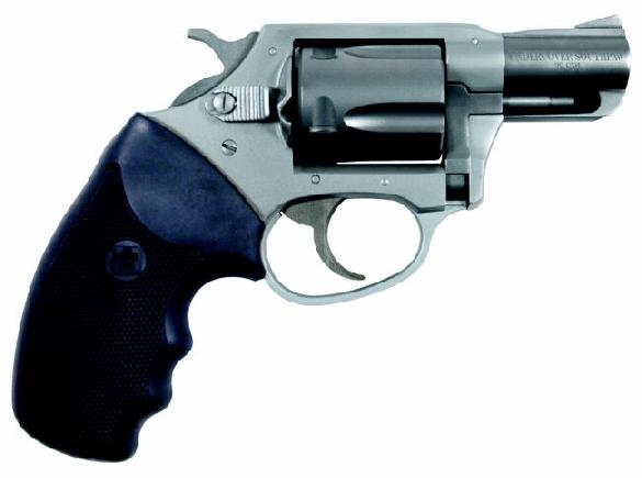 World's First Left-Handed Revolver: Charter Arms Model