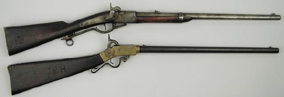 Bilharz, Hall & Co. Rising Breech Carbine