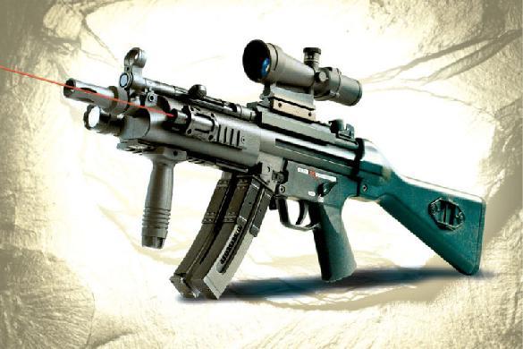 GERMAN SPORT GUNS GSG-5 selfloading plinker carbine