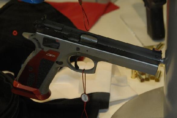 CZ Model 75 Tactical Sports