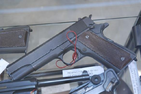 REMINGTON RAND 1911-A1
