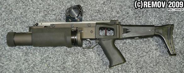 CZ G805 Grenade Launcher