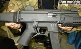 Prototype of the 9 mm CZ Skorpion EVO III submachine gun