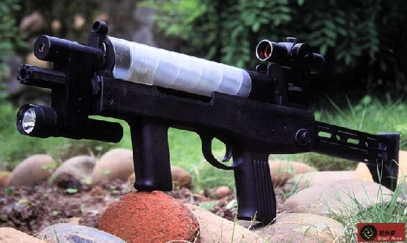 Chang-Feng Ltd. 9mm CF-05 sub-machine gun