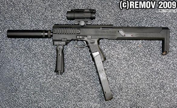 HERA Arms Glock Carbine Conversion