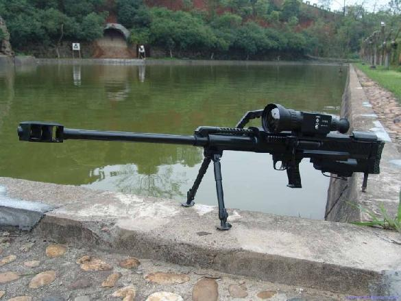 HSAI-HUNAN SMALL ARMS INSTITUTE LR-2A 12.7mm anti-matériel rifle