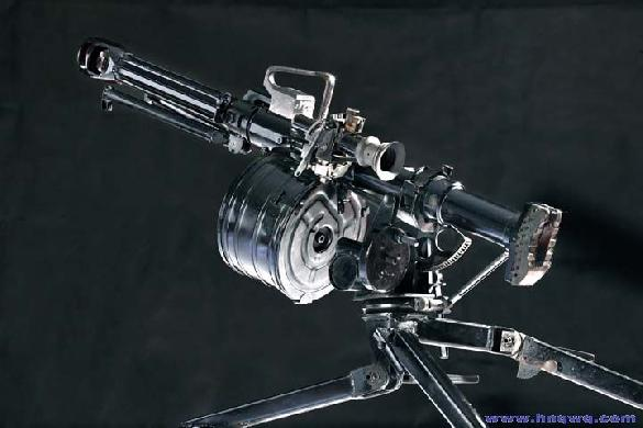HSAI-HUNAN SMALL ARMS INSTITUTE QLZ87 35mm Automatic Grenade Launcher