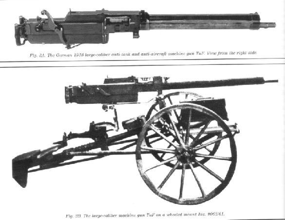 TuF Heavy Maxim Gun 13mm