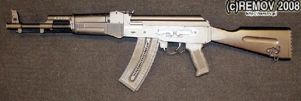 GSG Kalashnikov  A .22-Lr AK-47 clone