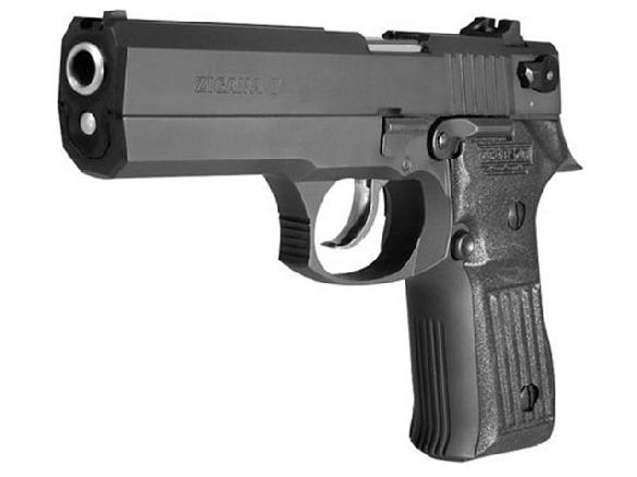 ZIGANA T 9mm  service pistol for the Turkish Army