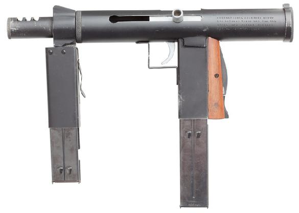 MP-2 Sub-Machinegun