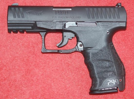 Walther P99 D