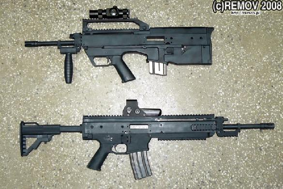 MSBS-5.56 the Polish new assault rifle system