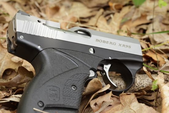Boberg XR9-S Shorty Pistol