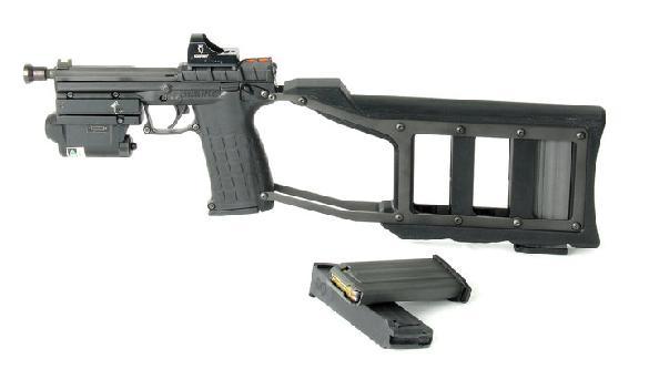 Kel-Tec PMR-30 SMG/Subcarbine