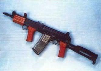 INSAS Carbine