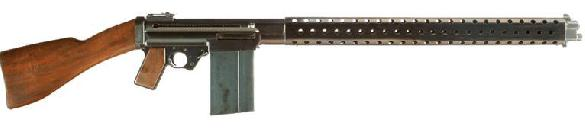 Lewis Automatic Rifle