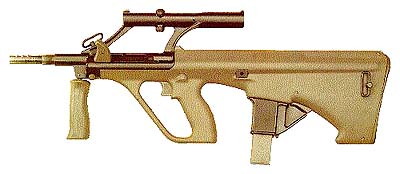 Steyr Aug 9mm